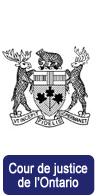 Cour de justice de l'Ontario